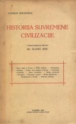 historija suvremene civilizacije