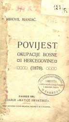 povijest okupacije BiH