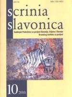 Scrinia Slavonica 10(2010)