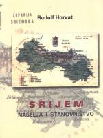 Srijem – naselja i stanovništvo