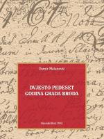 Dvjesto pedeset godina grada Broda