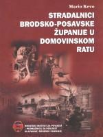 Stradalnici Brodsko-posavske županije u Domovinskom ratu