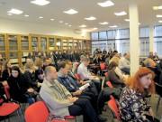 Znanstveni skup s međunarodnim sudjelovanjem »Josip Matasović i paradigma kulturne povijesti«, Gradska knjižnica Slavonski Brod, 23.-24. studeni 2012.